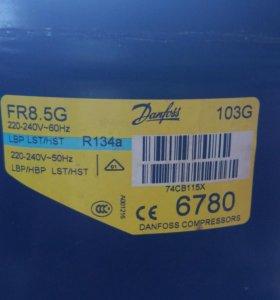 Компрессор холодильника Danfoss fr8.5g