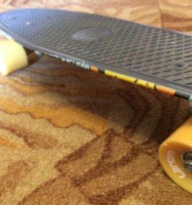Скейт-пласт борд