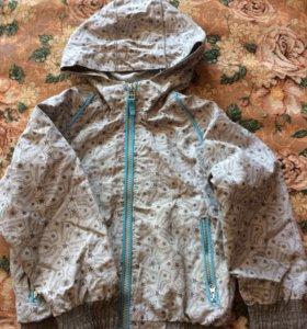 Детская курточка 98р