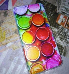 Новый бампер для Asus ZenFone 4