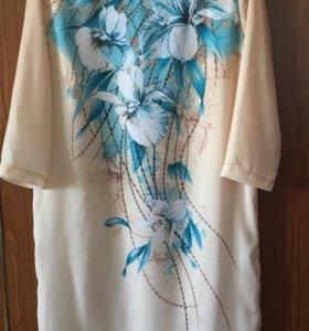 Платье-туника L