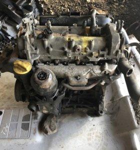Двигатель Опель Комбо Opel Combo Corsa Meriva