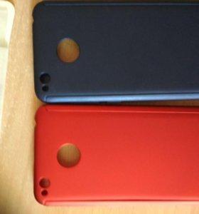 Xiaomi redmi 4x бампер+стекло
