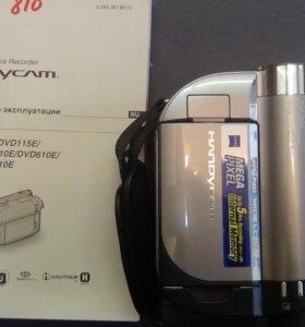 Видеокамера Sony DVD810E