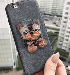 Чехол на айфон 🐾🐶