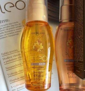 Питательное масло для волос против секущихся