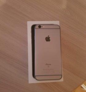 Айфон 6s на гарантии