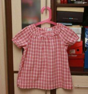 Рубашка(блузка)(6-8лет)