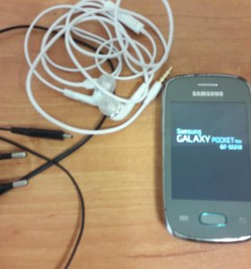 Смартфон samsung gt-s5310. Телефон.