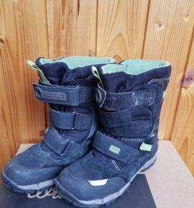 Зимняя обувь фирма суперфит