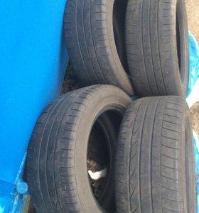 Комплект R17 225/55 Bridgestone POTENZA