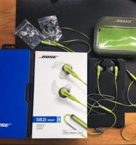 Наушники Bose SIE2i Sport