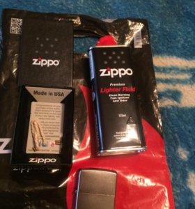 Zippo Matt gloss