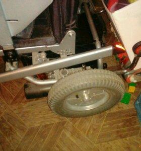 Электро инвалидная коляска