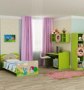 Мебель для детской смешарики