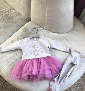 Платье mothercare 80 размер