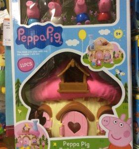 Дом свинки Пеппи