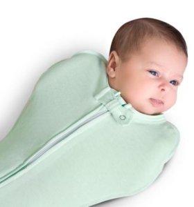 Пеленка-матрешка для новорожденного