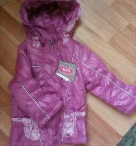 Новая Детская курточка