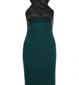 Новое коктейльное платье размер 44