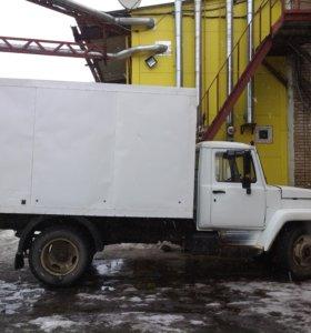автомобиль ГАЗ 3309