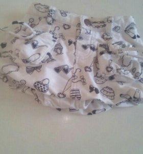 Модная юбка для малышки