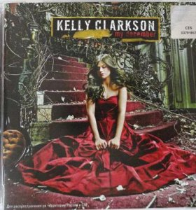 "Диск Kelly Clarkson ""my december"""