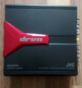 JVC усилитель авто 2х канальный