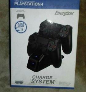 Докстанция Playstation 4
