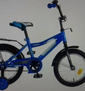 Детский велосипед Novatrack Cosmic 14
