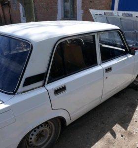 ВАЗ (Lada) 2107, 1988