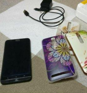 Смартфон ASUS ZenFone 2 ZE550ML 16GB black