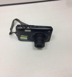 Ф/А Nikon S3300