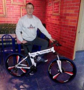 Велосипед гринбайк1