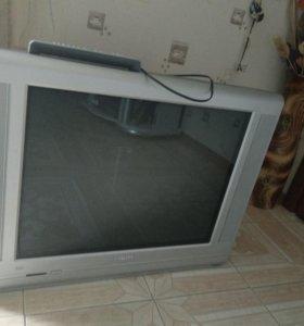 Телевизор даром