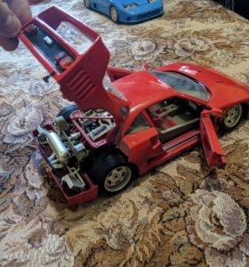 Коллекционная Ferrari, 1/18, 1987 Италия