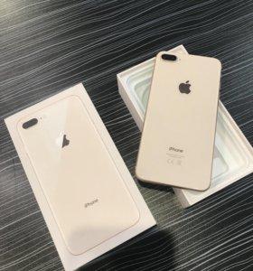 IPhone 8 Plus gold