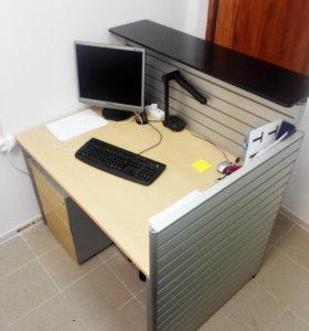 Рецепшн - офисный стол Bene