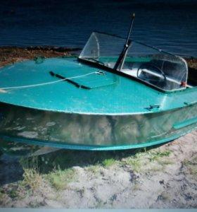 Лодка Прогресс-2