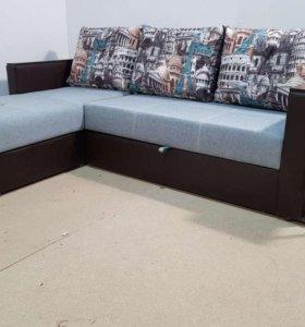 Генрий диван угловой