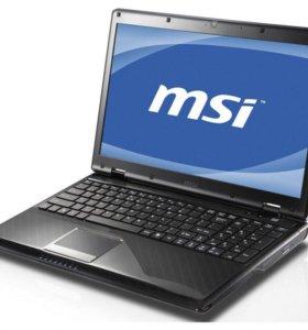 Ноутбук msi 2 ядра 2200 мгц