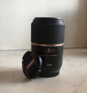 Объектив Tamron SP 90mm F/2.8Di Macro1:1 для Canon