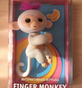 Игрушка обезьянка Finger Monkey