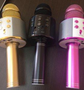 Микрофон караоке WS -858