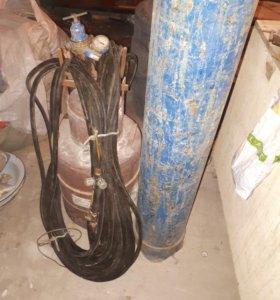 Газовый сварочный аппарат