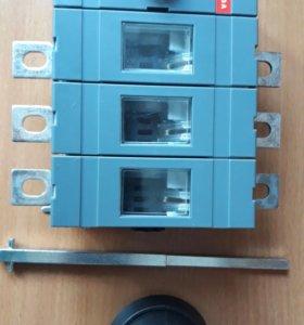 Рубильник ВНК-35-2 3П 160А
