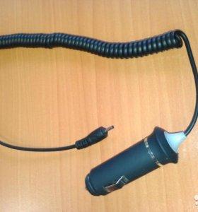 Автомобильная зарядка телефонная тонкая для Nokia