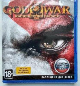 Игра God of War 3 для PS4 продажа/обмен