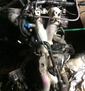 EJ205 EJ255 мотор Subaru Субару