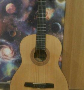 Гитара классическая Hohner HC-06(с чехлом)